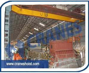 eot cranes for paper industry manufacturer in india