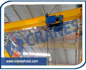 eot cranes for steel plant exporters in india