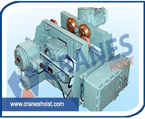 flame proof hoist supplier in malaysia