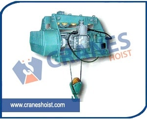 flame proof hoists manufacturer india