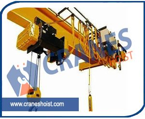 overhead hot crane exporter in india